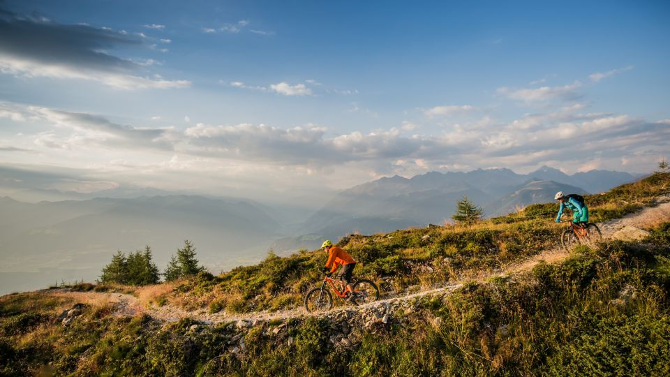 Image: Cycling and mountain biking
