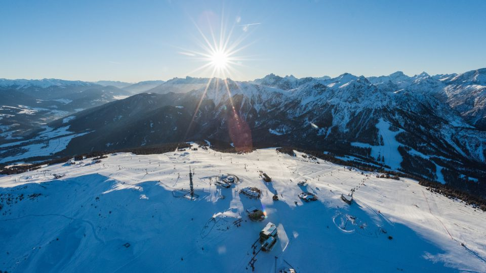 Image: Dolomiti Superski - Kronplatz and Alta Badia